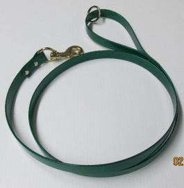 58 Inch Long Abe Leash In Green Free Shipping